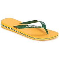 Παπούτσια Σαγιονάρες Havaianas BRAZIL LOGO Yellow