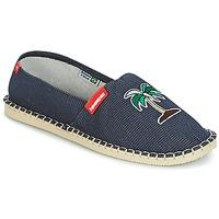 Παπούτσια Εσπαντρίγια Havaianas ORIGINE FUN Denim