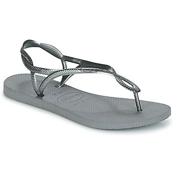 Παπούτσια Γυναίκα Σαγιονάρες Havaianas LUNA Silver
