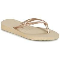 Παπούτσια Κορίτσι Σαγιονάρες Havaianas SLIM Beige