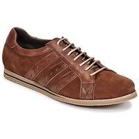 Παπούτσια Άνδρας Χαμηλά Sneakers So Size GOPINETTE Brown