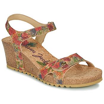 Παπούτσια Γυναίκα Σανδάλια / Πέδιλα Panama Jack JULIA Beige