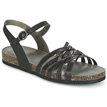 Παπούτσια Γυναίκα Σανδάλια / Πέδιλα Think CLARA Black