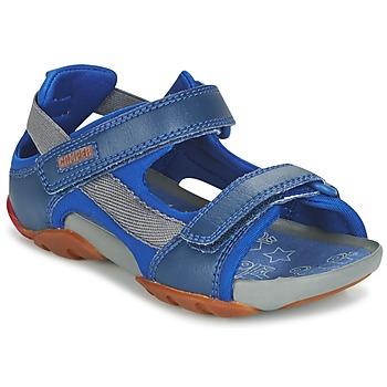 Παπούτσια Αγόρι Σανδάλια / Πέδιλα Camper OUS Μπλέ