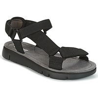 Παπούτσια Γυναίκα Σανδάλια / Πέδιλα Camper ORUGA SANDAL Black
