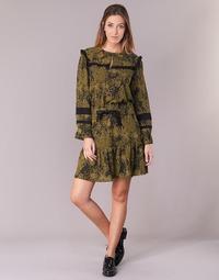 Υφασμάτινα Γυναίκα Κοντά Φορέματα Scotch & Soda NOONPL Kaki