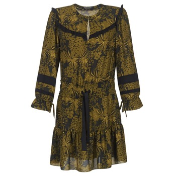 Υφασμάτινα Γυναίκα Κοντά Φορέματα Maison Scotch NOONPL Kaki