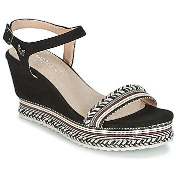 Παπούτσια Γυναίκα Σανδάλια / Πέδιλα Kaporal SLYDE Black