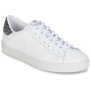Παπούτσια Γυναίκα Χαμηλά Sneakers Victoria DEPORTIVO PIEL Άσπρο