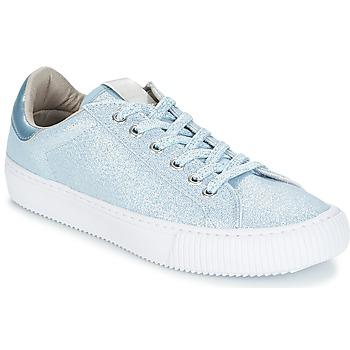 Παπούτσια Γυναίκα Χαμηλά Sneakers Victoria DEPORTIVO LUREX Μπλέ