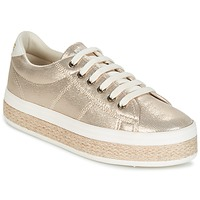 Παπούτσια Γυναίκα Χαμηλά Sneakers No Name MALIBU GLOW Gold