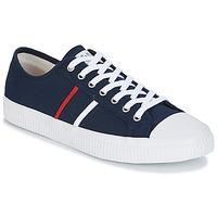 Παπούτσια Άνδρας Χαμηλά Sneakers Jim Rickey TROPHY Marine / Red / Άσπρο