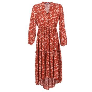 Υφασμάτινα Γυναίκα Μακριά Φορέματα Betty London HALETTE Red