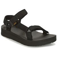 Παπούτσια Γυναίκα Σανδάλια / Πέδιλα Teva MIDFORM UNIVERSAL Black