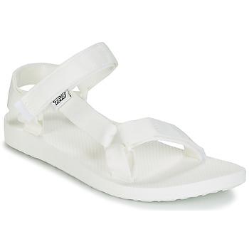 Παπούτσια Γυναίκα Σανδάλια / Πέδιλα Teva ORIGINAL UNIVERSAL Άσπρο