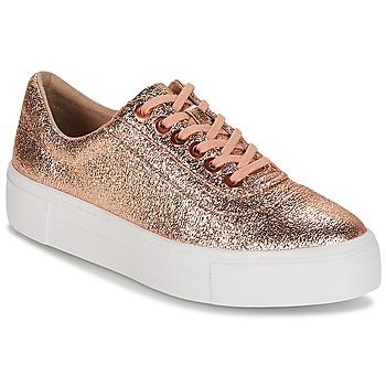 Παπούτσια Γυναίκα Χαμηλά Sneakers Tamaris FACAPI Ροζ