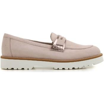 Παπούτσια Γυναίκα Μοκασσίνια Hogan HXW2590W9301SG0PX1 Rosa chiaro