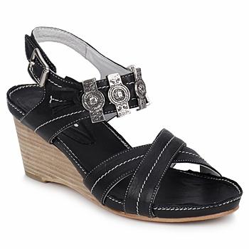 Παπούτσια Γυναίκα Σανδάλια / Πέδιλα Regard REDAPI Black