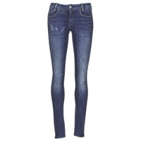 Υφασμάτινα Γυναίκα Skinny jeans G-Star Raw D-STAQ 5 PKT MID SKINNY Medium / Aged / Restored