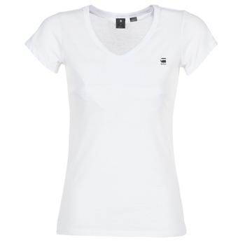 T-shirt με κοντά μανίκια G-Star Raw EYBEN SLIM V T WMN S/S Σύνθεση: Βαμβάκι,Πολυεστέρας