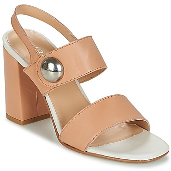 Παπούτσια Γυναίκα Σανδάλια / Πέδιλα Jonak DERIKA Nude