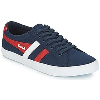 Παπούτσια Άνδρας Χαμηλά Sneakers Gola VARSITY Marine / Άσπρο / Red