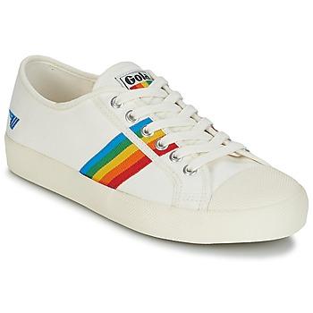 Παπούτσια Γυναίκα Χαμηλά Sneakers Gola COASTER RAINBOW Άσπρο