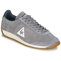 Παπούτσια Άνδρας Χαμηλά Sneakers Le Coq Sportif QUARTZ PERFORATED NUBUCK Grey