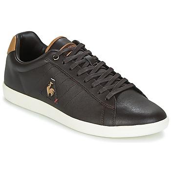Παπούτσια Άνδρας Χαμηλά Sneakers Le Coq Sportif COURTCRAFT S LEA Black