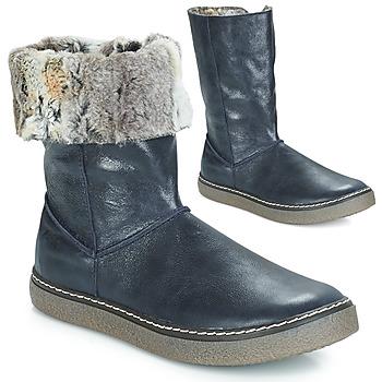 Παπούτσια Κορίτσι Μπότες για την πόλη GBB DUBROVNIK Μπλέ