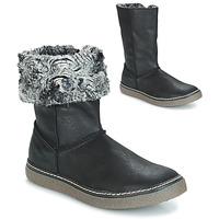 Παπούτσια Κορίτσι Μπότες για την πόλη GBB DUBROVNIK Black