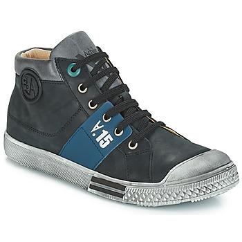 Παπούτσια Αγόρι Μπότες για την πόλη GBB RUFINO Vtu / Black / Dpf / Lucky