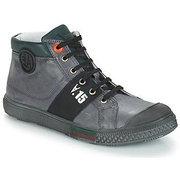 Παπούτσια Αγόρι Μπότες για την πόλη GBB RUFINO Nuv / Grey / Dpf / Lucky