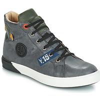 Παπούτσια Αγόρι Μπότες για την πόλη GBB SILVIO Nuv / Πράσινο-γκρι / Dpf / Evoque