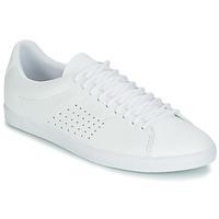 Παπούτσια Γυναίκα Χαμηλά Sneakers Le Coq Sportif CHARLINE LEATHER Άσπρο