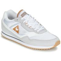 Παπούτσια Γυναίκα Χαμηλά Sneakers Le Coq Sportif LOUISET SUEDE/NYLON Grey / Άσπρο