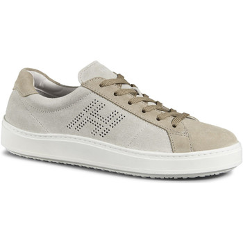 Παπούτσια Άνδρας Χαμηλά Sneakers Hogan HXM3020X480HG0241L beige