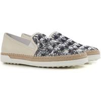 Παπούτσια Γυναίκα Χαμηλά Sneakers Tod's XXW0TV0J970G450ZS0 blu