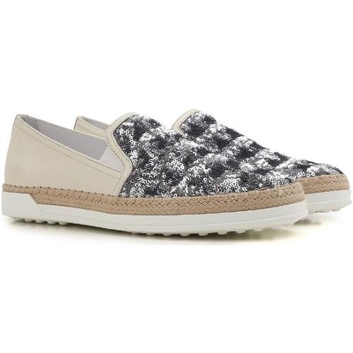 Παπούτσια Γυναίκα Χαμηλά Sneakers Tod's XXW0TV0J970G450ZSO blu