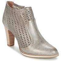 Παπούτσια Γυναίκα Μποτίνια Myma LINOPOS Silver