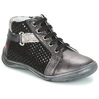 Παπούτσια Κορίτσι Μπότες GBB RICHARDINE Grey / Black