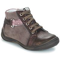 Παπούτσια Κορίτσι Μπότες GBB RICHARDINE Brown / Bronze
