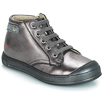 Παπούτσια Κορίτσι Ψηλά Sneakers GBB REGINE Violet