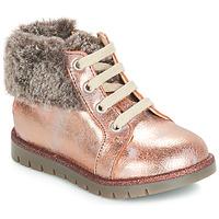Παπούτσια Κορίτσι Ψηλά Sneakers GBB RENATA Ροζ