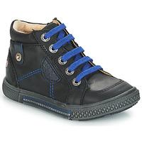 Παπούτσια Αγόρι Μπότες για την πόλη GBB RAYMOND Vts / Black / Dpf / Stryke