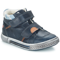 Παπούτσια Αγόρι Ψηλά Sneakers GBB ROBERT Μπλέ