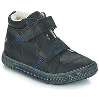 Παπούτσια Αγόρι Μπότες GBB ROBERT Black