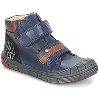 Παπούτσια Αγόρι Μπότες GBB REMI Μπλέ
