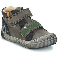 Παπούτσια Αγόρι Ψηλά Sneakers GBB REMI Grey