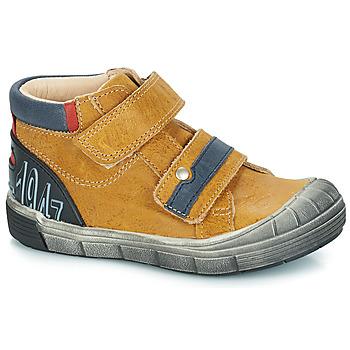 Παπούτσια Αγόρι Μπότες GBB REMI Camel